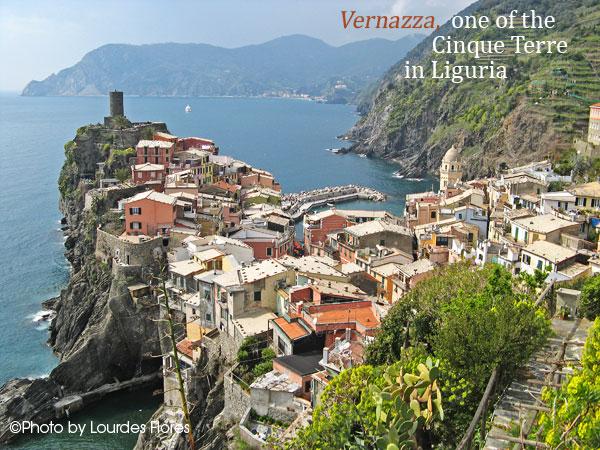 Vernazza in the Cinque Terre