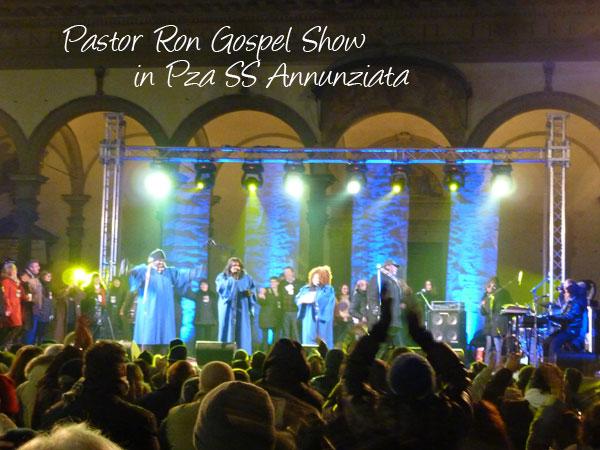 Pasta Ron Gospel Show